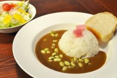 豆カレー…¥900
