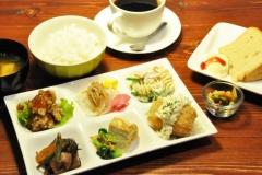 ビオ定食セット…¥1,600